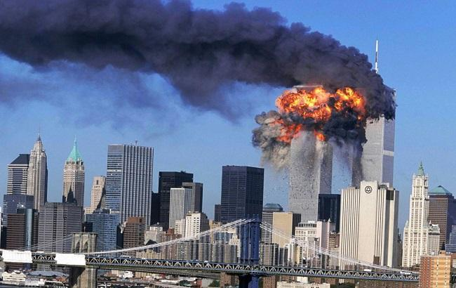 Фото: теракт в США 11 сентября 2001