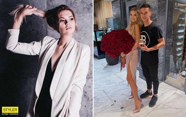 Відомий український футболіст зробив пропозицію своїй дівчині: фото обраниці