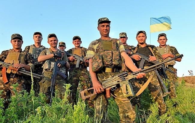Всамом начале АТО украинским военным выплатили 153 млн грн