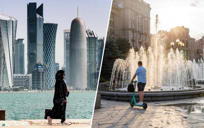 """""""Все рейсы заполнены"""". Украина вошла в топ самых популярных направлений у туристов из Катара"""