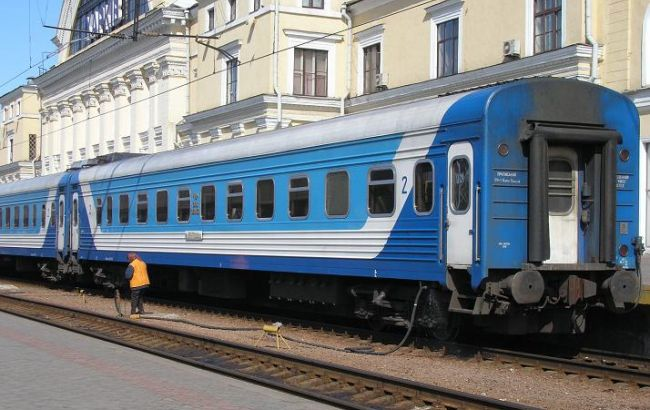 """Фото: """"Укрзалізниця"""" в 2017 збільшить кількість модернізованих пасажирських вагонів у 2 рази"""