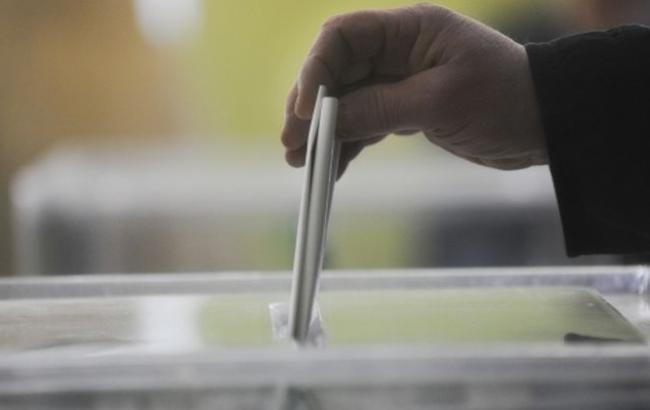В Ужгороді на виборчій дільниці пропала печатка