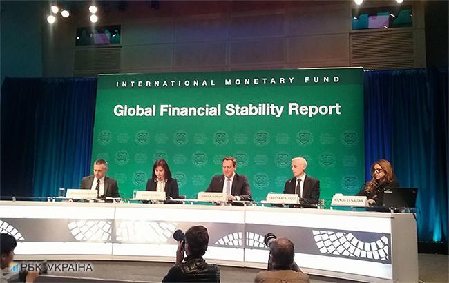 У МВФ назвали основні ризики для світової економіки