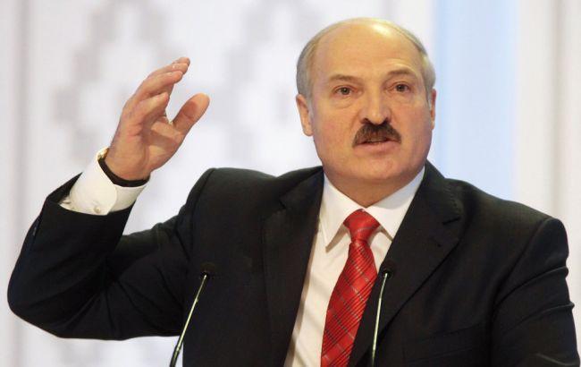 Лукашенко зарегистрировался кандидатом на президентские выборы в Беларуси