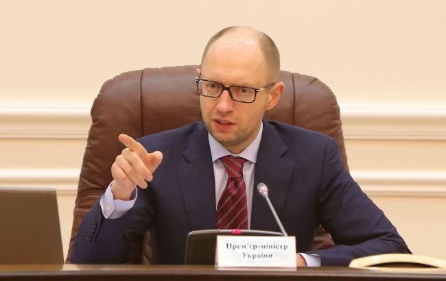 Яценюк доручив розслідувати видачу ліцензій офшорним компаніям видобуток надр шельфу Чорного моря