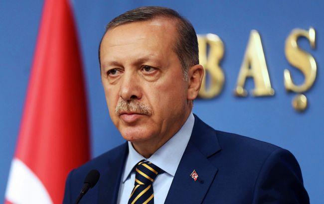 Фото: Тайип Эрдоган