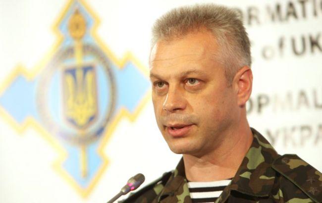В зоні АТО за добу поранено 2 українських військових, загиблих немає, - АПУ