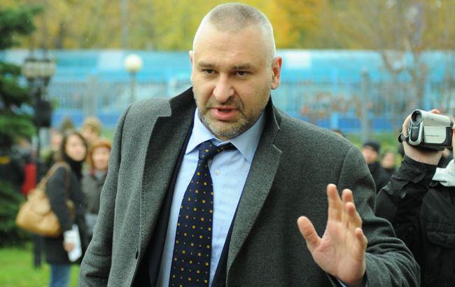 Задержание диверсантов вКрыму заморозит обмен заключенными междуРФ и Украинским государством — Фейгин