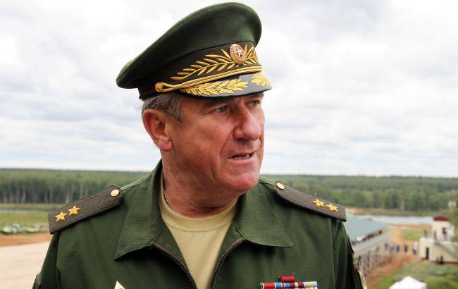 Генштаб звинуватив генерала РФ Ленцова в координації бойовиків