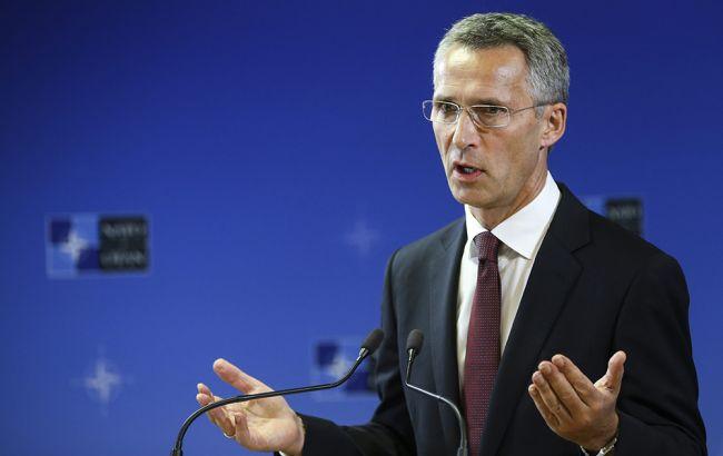Фото: генсек НАТО Йенс Столтенберг