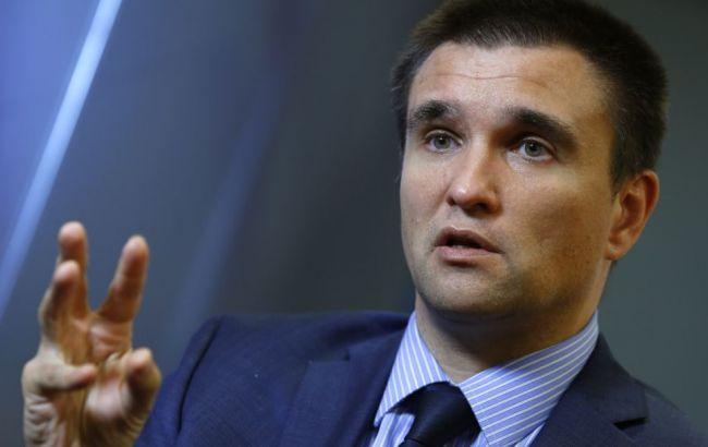 Климкин: Украина заполгода увеличила выдачу виз на51%