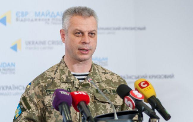 Двое украинских военных погибли, один ранен взоне АТО засутки