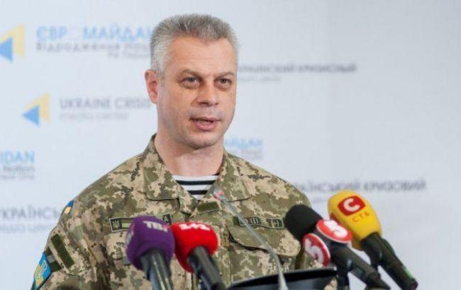 Боевики засутки 53 раза обстреляли позиции сил АТО, стреляли из«Градов»