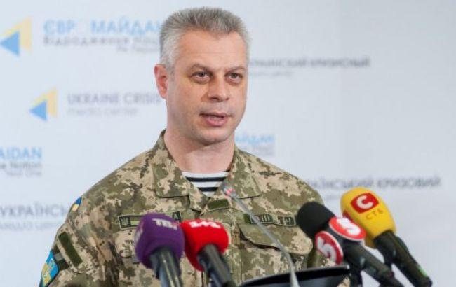 Фото: Андрей Лысенко рассказал о попытках самосуда в Горловке