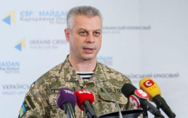 В зоне АТО за сутки погиб один военный, еще двое ранены