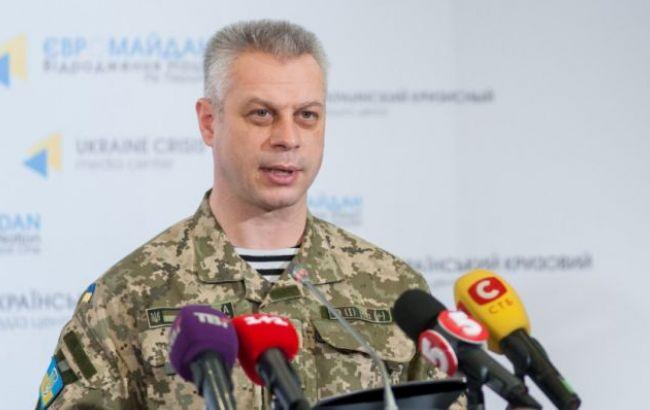 В зоне АТО за сутки ранены 6 военных, погибших нет