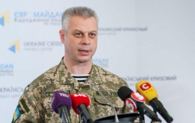 В зоні АТО за добу немає загиблих і поранених серед військових
