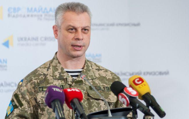 За минувшие сутки ранены 3 украинских военных, погибших нет, - АПУ