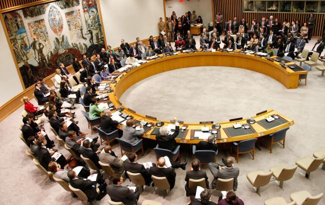 Украину сегодня могут избрать непостоянным членом Совбеза ООН