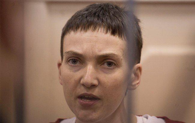 Фото: Савченко приговорили к 22 годам лишения свободы