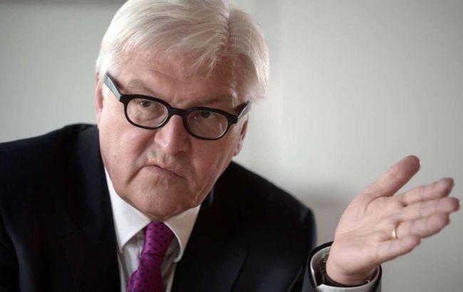 Штайнмайер заявив про загрозу війни в Європі