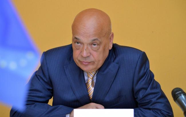 Москаль має намір працювати главою Закарпатської ОДА до кінця президентського терміну Порошенка