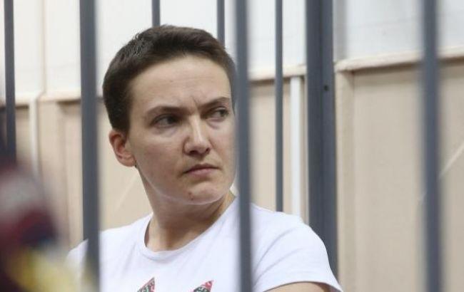 Суд в РФ готується засудити Савченко на 25 років, - адвокат