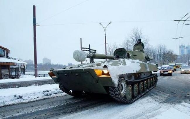 Бойовики проводять масштабну перегрупування після невдалих наступів на Донбасі, - ІС