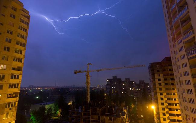Погода на сегодня: В Украине ожидаются дожди с грозами, температура до +25