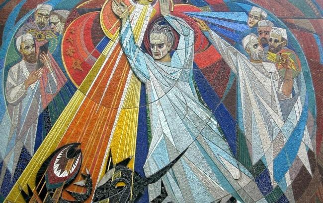 ТОП-5 радянських мозаїк Києва, які знаходяться на межі зникнення