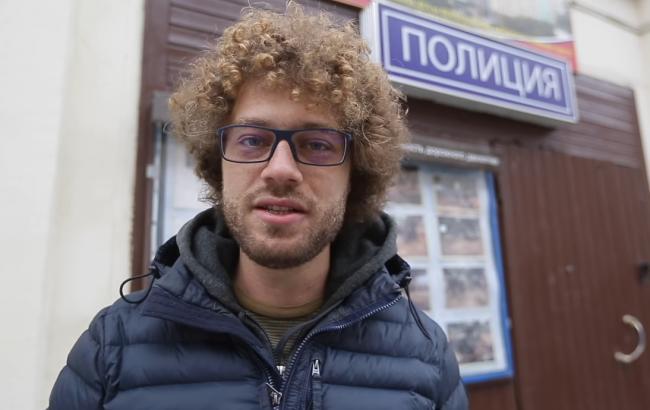 Відомий блогер закликав росіян ніколи не говорити з поліцією