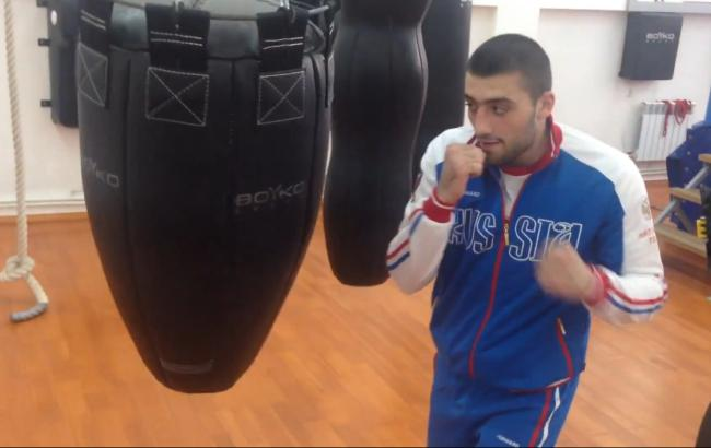 В РФ придумали, почему российского боксера не пустили в Украину