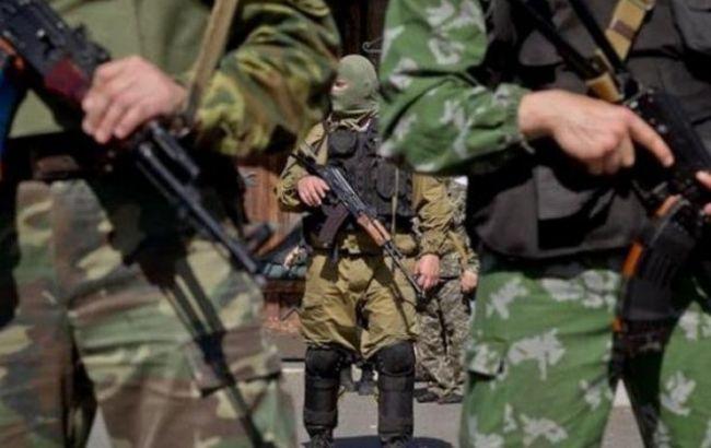 Боевики продолжают обстреливать из