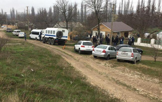 У Криму пройшли нові обшуки у кримських татар