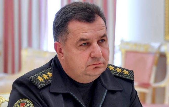 Україна має намір проводити регулярні навчальні стрільби над Чорним морем, - Полторак