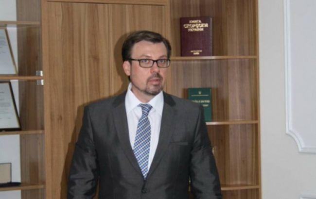 Фото: голова Держспецзв'язку Леонід Євдоченко