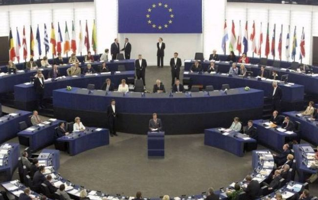 Ссайта Европарламента пропала дата рассмотрения безвизового режима для Украинского государства
