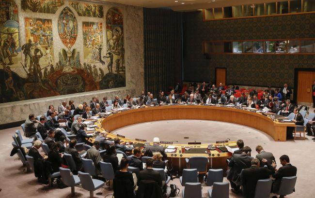 Фото: Рада безпеки ООН