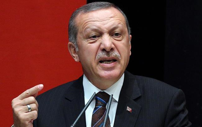 Фото: президент Туреччини Реджеп Ердоган