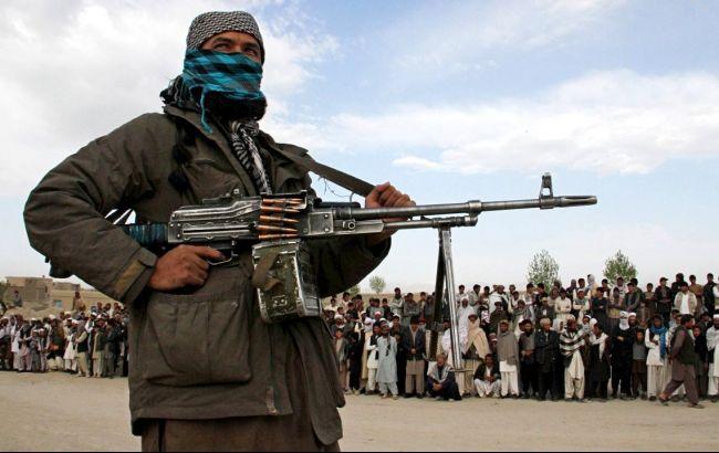 ВАфганистане офицер убил 11 полицейских и убежал кталибам