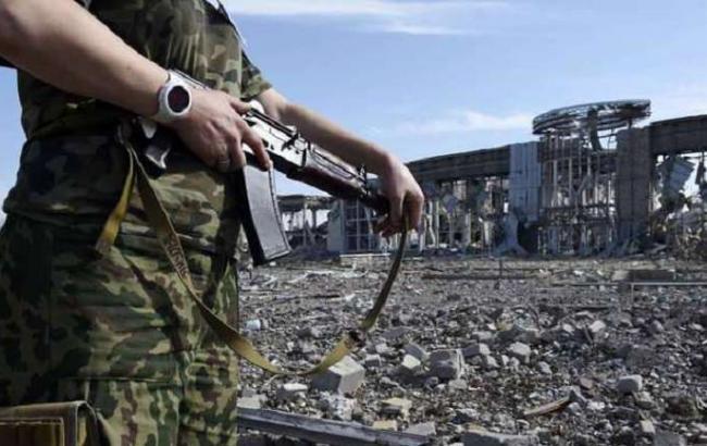 Фото: конфликт на Донбассе