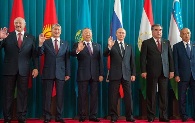 Саммит лидеров СНГ в Кахахстане