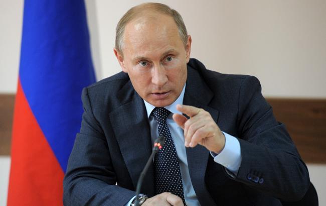 Фото: Путіна підтримують майже 90% росіян