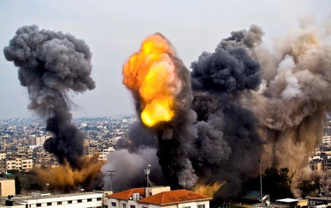 Фото: у авіація Сирії Асада скинула вакуумні бомби на житлові будівлі