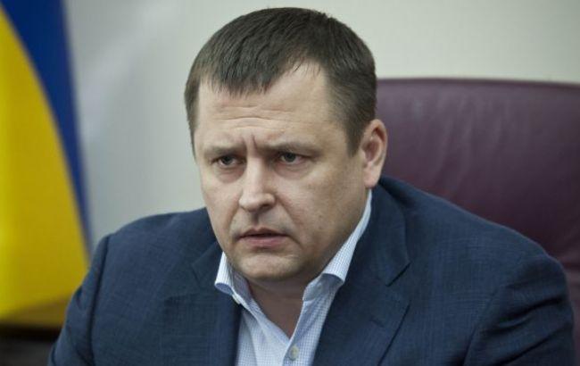 Прокуратура порушила справу по обшукам у приймальні Філатова в Дніпропетровську