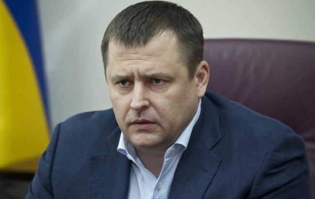 """Філатов назвав обшуки у членів УКРОПу """"політичними репресіями"""""""