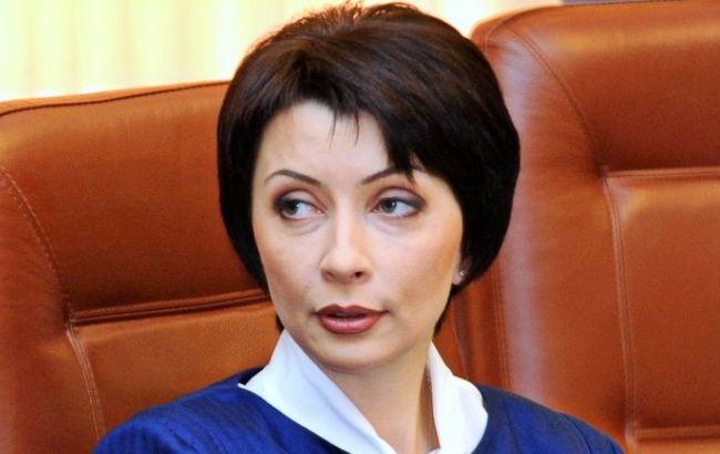 Лукаш заявила про намір внести заставу