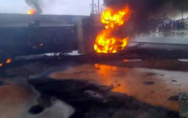 Фото: в Бенине произошел взрыв на свалке