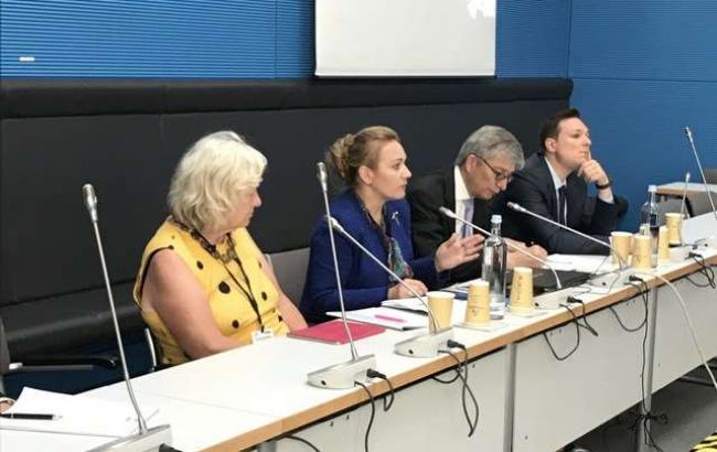 Фото: украинская делегация на ПА ОБСЕ (rada.gov.ua)