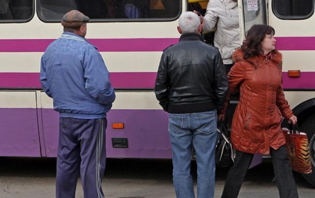 ДонОГА отрицает прекращение автобусного сообщения между оккупированной и свободной частями Донецкой области